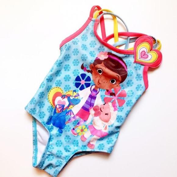 9639e02062830 Disney Swim | Store Doc Mcstuffins Bathing Suit 2t | Poshmark