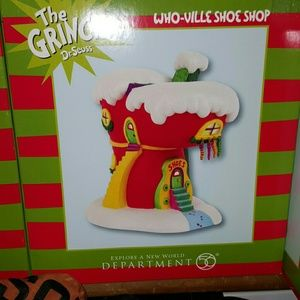 Other - Grinch whoville house