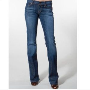 Citizens of Humanity Denim - Citizen's of Humanity Margo Stretch Low Bootcuts