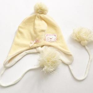 Italian winter hat.