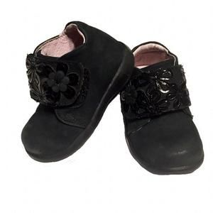 Stride Rite Other - [Stride Rite] Low Cut Black Boots [sz 4 1/2M]
