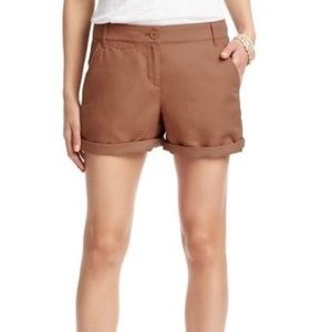 LOFT Pants - Ann Taylor Loft Peach-Pink Weekender Shorts