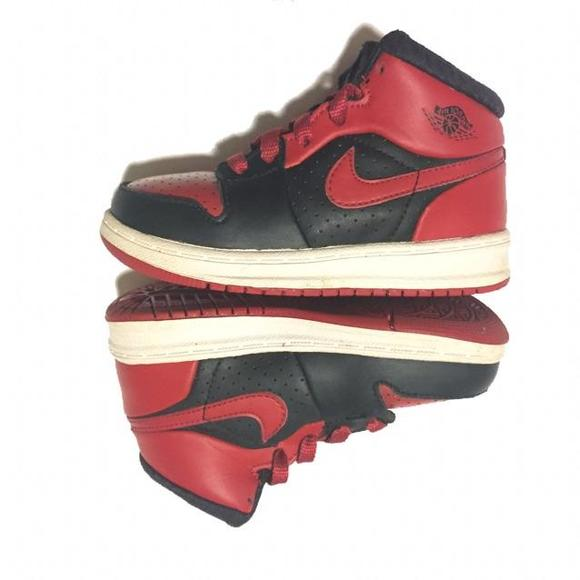 hot sale online 2b549 ba56a 2009 Nike Air Jordan 1, Retro Alpha Bred. M 580140309ae22db9a80bf37e
