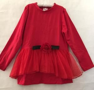 Other - *brand new* princess flower dress red