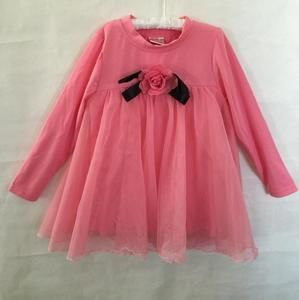 Other - *brand new* tulle flower dress pink