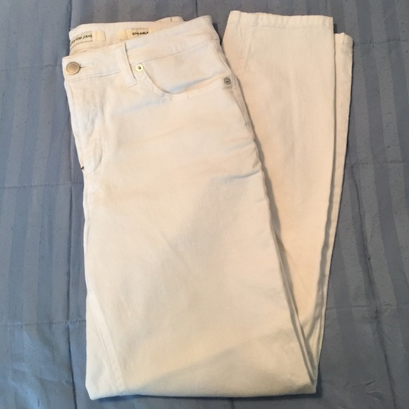 Jones New York Jeans Jones New York White Soho Ankle Pant 8 Poshmark