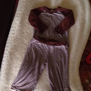 Splendid Other - Splendid striped set 12-18 months