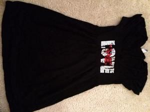 Woodlands Elite gymnastics cover up size small