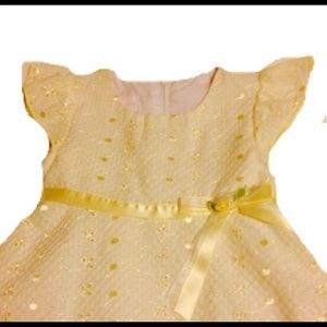Bonnie Baby Other - Bonnie Baby Dress with Diaper Cover 18 Months