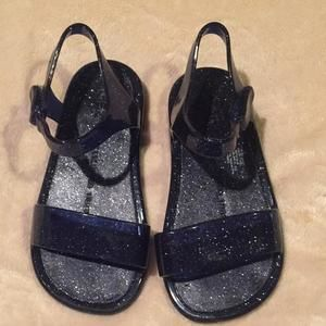 Baby Gap Other - GAP Sparkly jellies💙