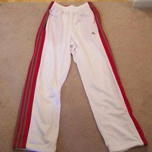 Mens Adidas track pants
