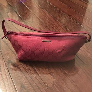 Pink Gucci Pouchette