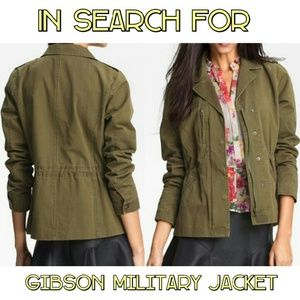 ISO GIBSON MILITARY JACKET