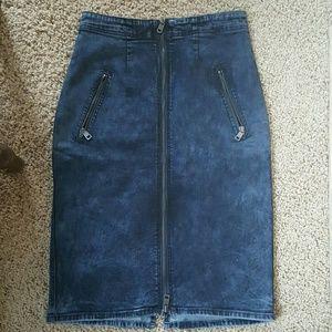 59 dkny dresses skirts dkny denim mini skirt
