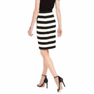 Banana Republic Dresses & Skirts - Striped Pencil Skirt