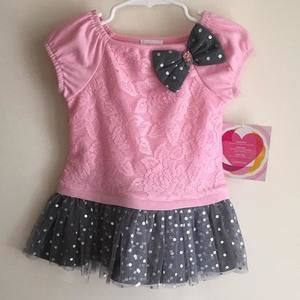 Youngland Other - Pink/gray shirt & leggings