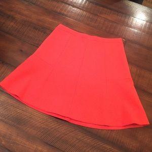 J Crew Lined Skirt
