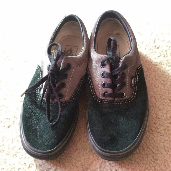 vans shoes black color
