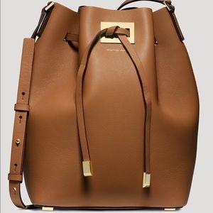 Michael Kors Handbags - Michael Kors Collection Large Miranda Bucket Bag