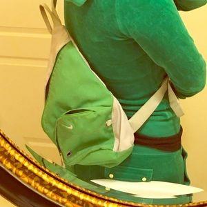 Mini Nike cross body backpack