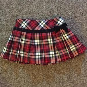 ✨Pleated skirt