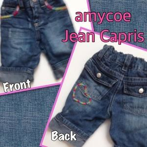 Amy Coe Other - 🌸Amy Coe Capris jeans🌸