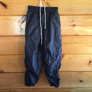 Lined Athletic Active Zip At Hem Pants S