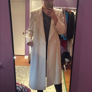 Zara Jackets & Blazers - Wool oversized coat