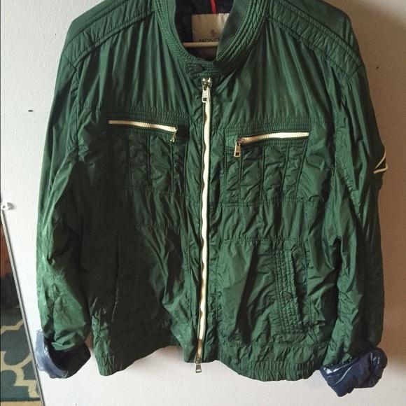 moncler Blazers Green
