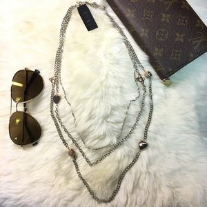 Guess Jewelry - Guess® Long Strand Necklace