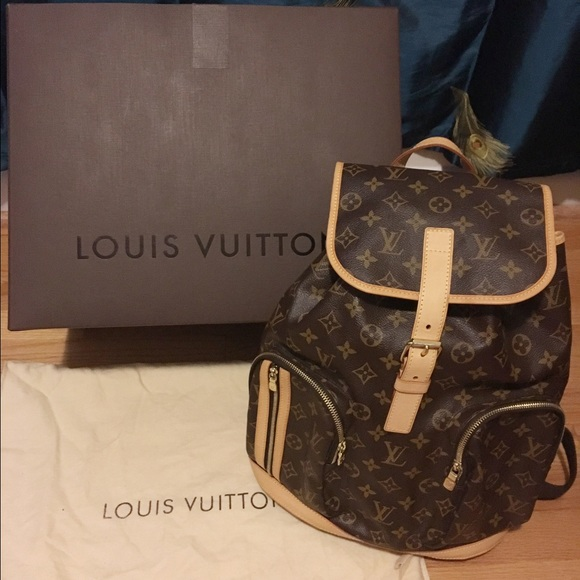 2a904dc878263 Louis Vuitton Handbags - LOUIS VUITTON BOSPHORE BACKPACK FL0066