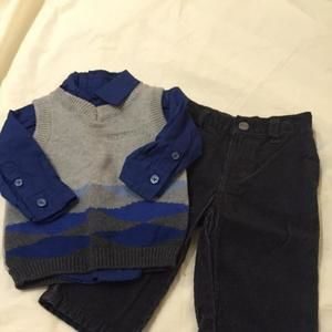Other - 6-9m Kenneth Cole Reaction Dress Outfit