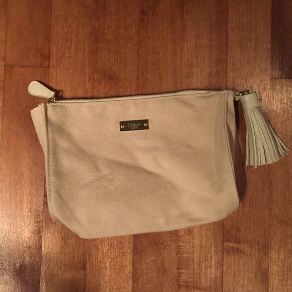 1531dee48e9c Chloe Other - Chloe Parfum Clutch Bag