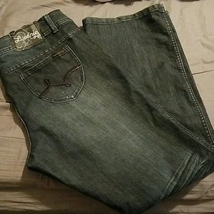 Luxrie Bootcoot Jeans