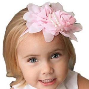 Other - 5 FOR $20 Pink Rose Headband