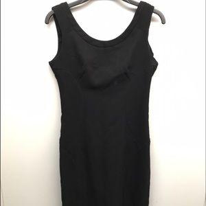 Zara Dresses & Skirts - Zara fitted black dress!