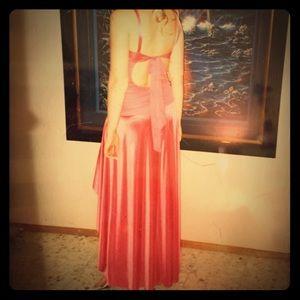 City Triangles Dresses & Skirts - Gorgeous Pink Hi Lo Dress