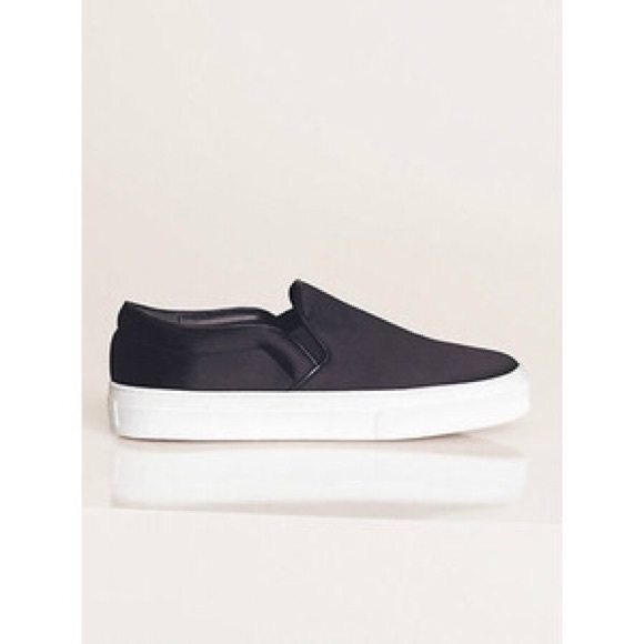 Céline Satin Slip On Sneakers buy cheap low shipping clearance low price fee shipping cheap sale for sale xOSGBQZE
