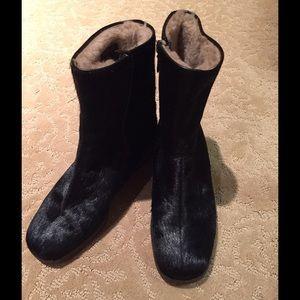 ara Shoes - Ara calf hair boots