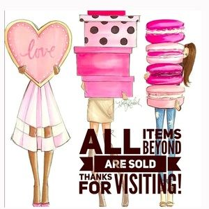 💕Sold Items Beyond This Point 💕