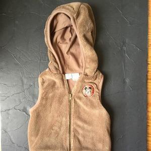Mickey Mouse Vest jacket (12M) Disney Baby