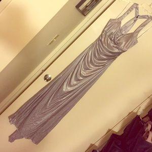 City Triangles Dresses & Skirts - Fabulous Silver Dress