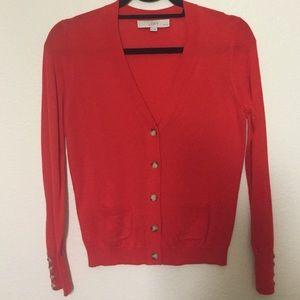 Ann Taylor LOFT Cardigan Size SP