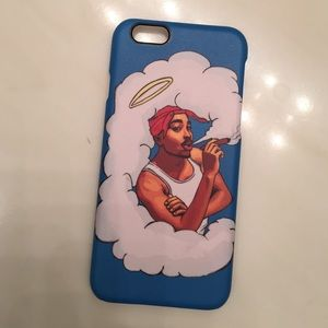 2Pac Phone Case for iPhone 6/6S 