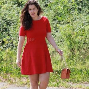 Zara Dresses & Skirts - Zara Basic Red Dress