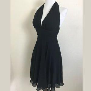 White House Black Market Dresses & Skirts - White House Black Market halter dress