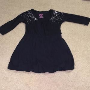 Circo (Target) Other - Black cotton bubble dress