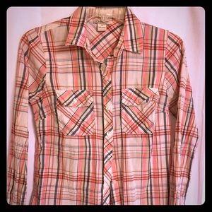Lucky brand lucky brand white button up shirt from joanne s closet