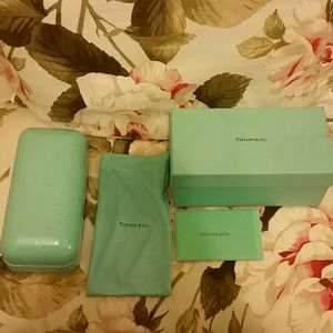 Tiffany & co sunglass box