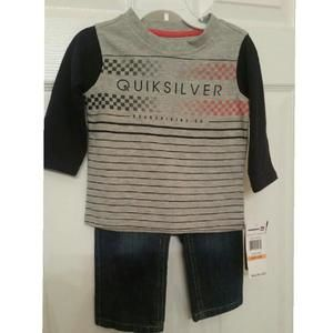 Quiksilver  Other - NWT Quiksilver Outfit